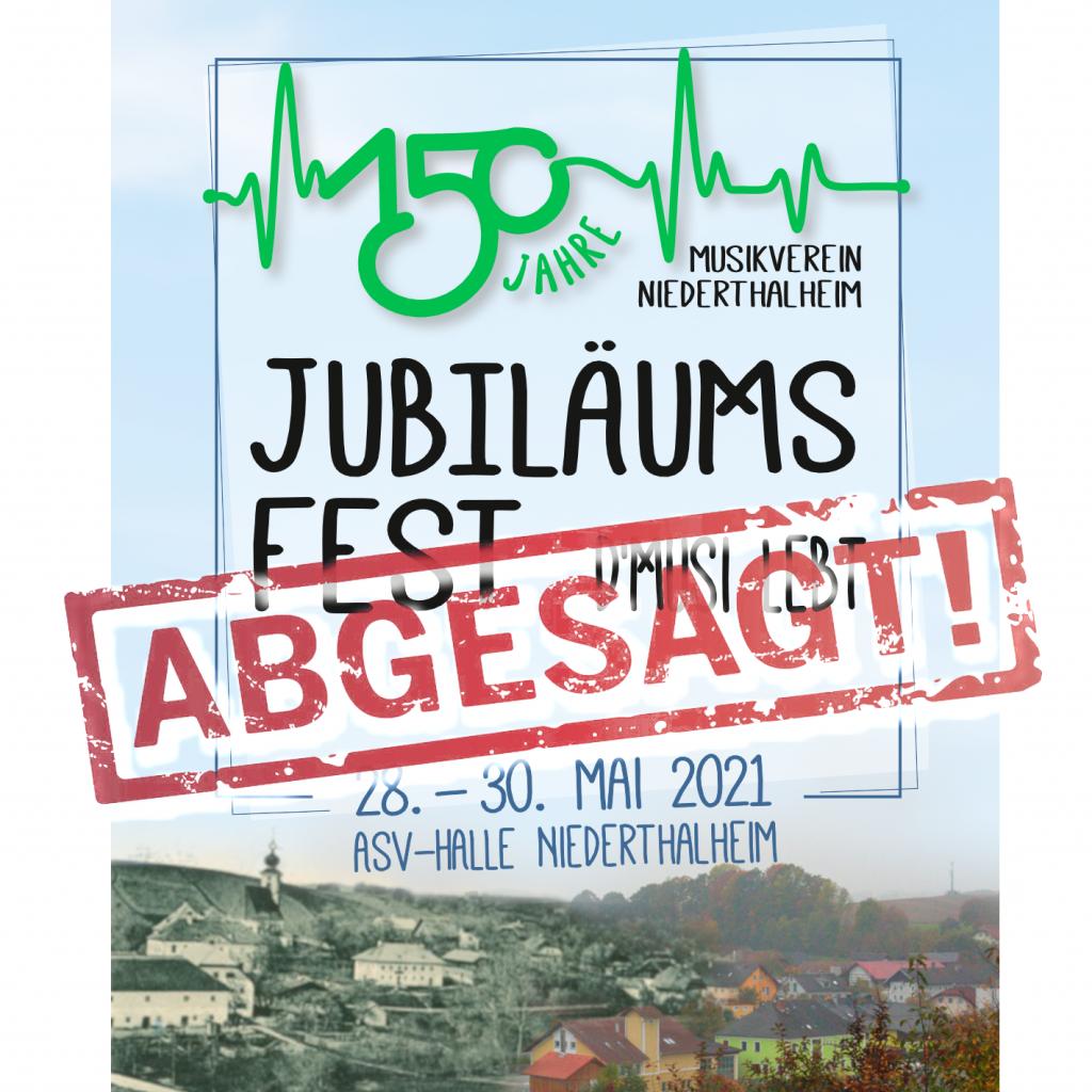 MVN Jubilaeumsfest Absage